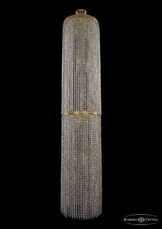 Потолочная люстра Bohemia Ivele Crystal 2141/40-200 G