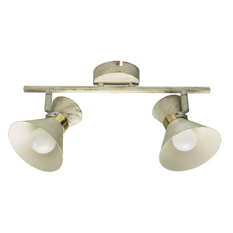 Бра Arte Lamp Baltimore A1406AP-2WG