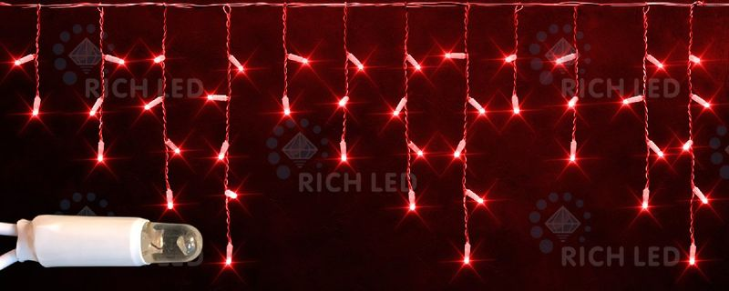 Светодиодная бахрома RL-i3*0.5F-RW/R