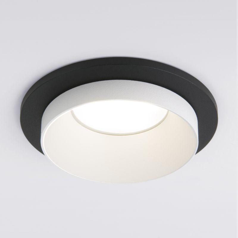 Встраиваемый точечный светильник Elektrostandard 114 MR16