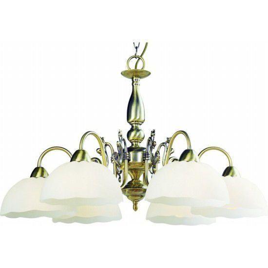 Светильник подвесной Arte Lamp Valencia A3826LM-6AB