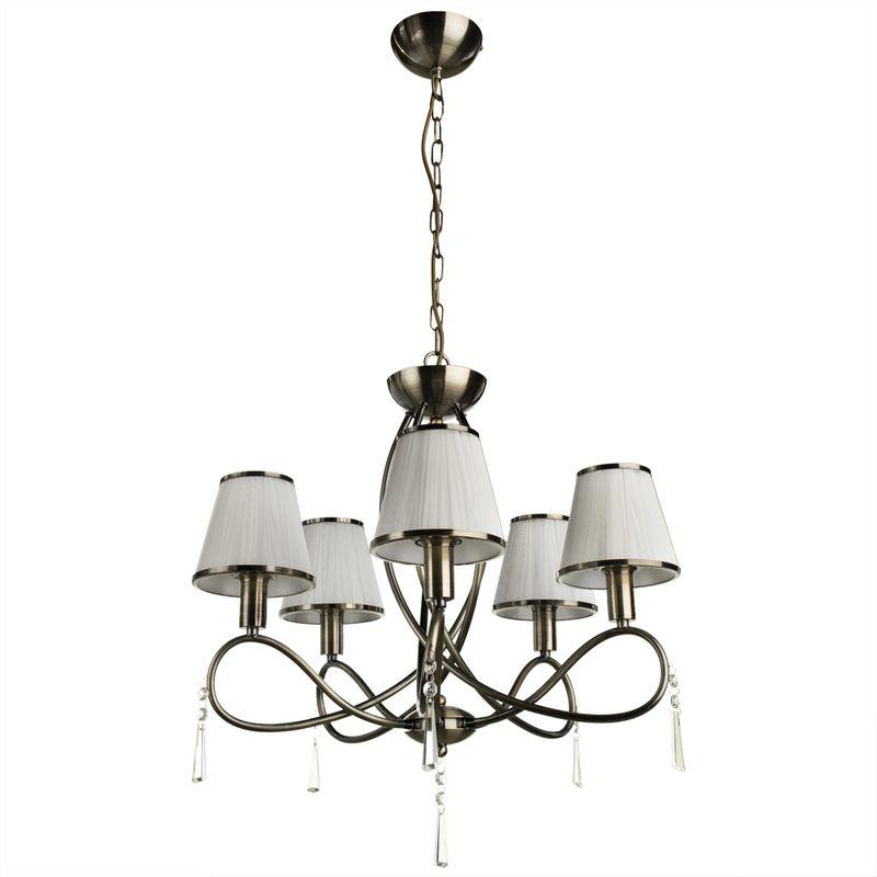 Светильник подвесной Arte Lamp Logico A1035LM-5AB