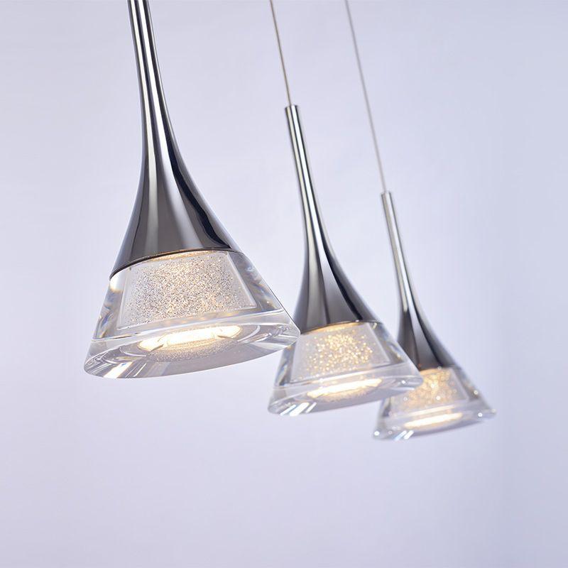 Подвесной светильник Illuminati Gioiello MD15003012-3B. Фото №1