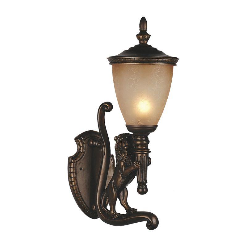 Уличный настенный светильник Guards 1337-1W