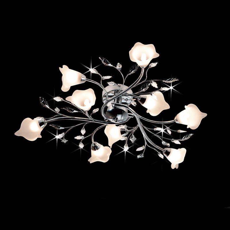 Люстра потолочная Ода CL209191. Фото №1
