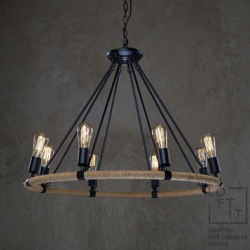 Люстра подвесная Light for you LOFT LOFT1861/8. Фото №2