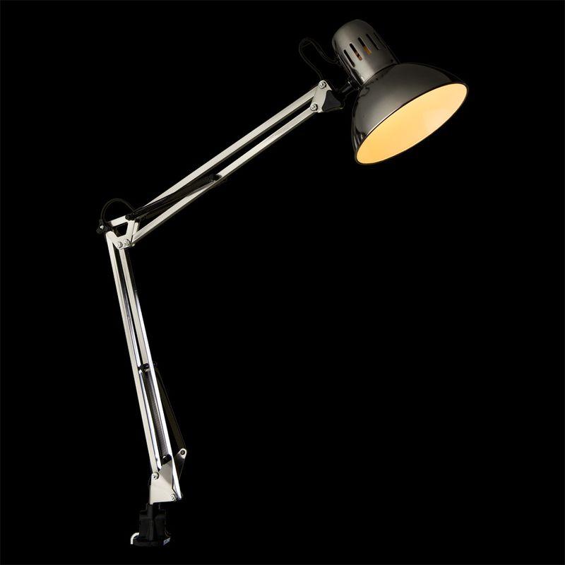 Настольная лампа для рабочего стола SENIOR A6068LT-1SS. Фото №1