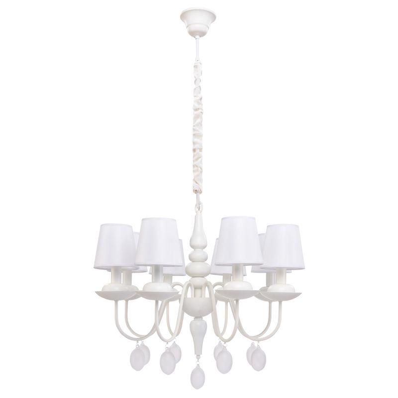 Люстра подвесная Arte Lamp Signora A2510LM-8WH