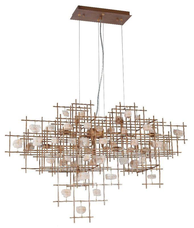 Светильник подвесной DIEGO SP9 L1000 GOLD