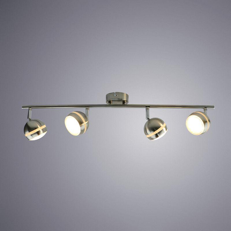 Спот Arte Lamp Venerd A6009PL-4SS