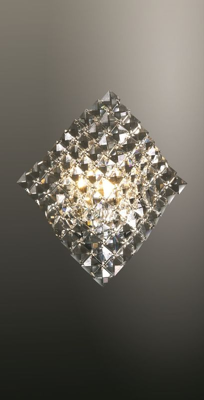 Бра хрустальное Odeon Light Fitta 2181/1W