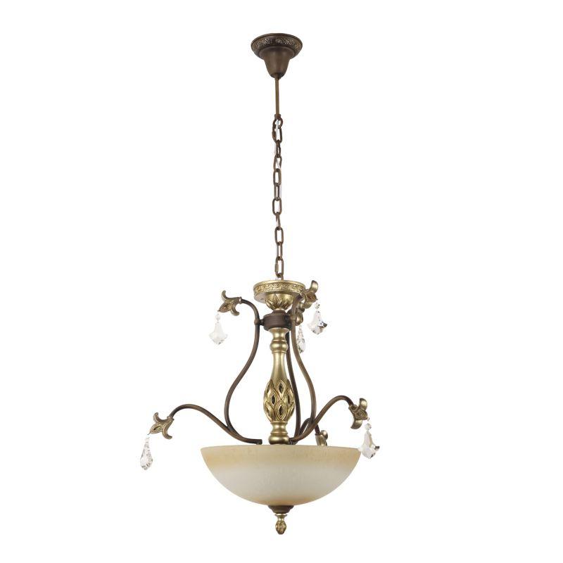 Подвесной светильник Dio D'Arte Asfour Dorato E 1.13.40.200 S