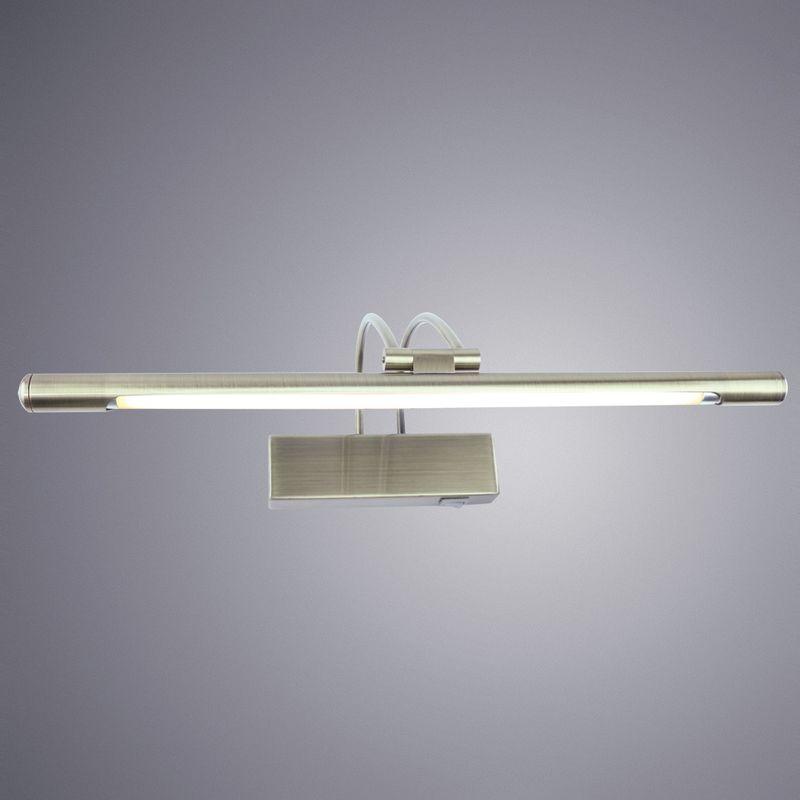 Подсветка для картин Arte Lamp picture lights lum A3068AP-1AB