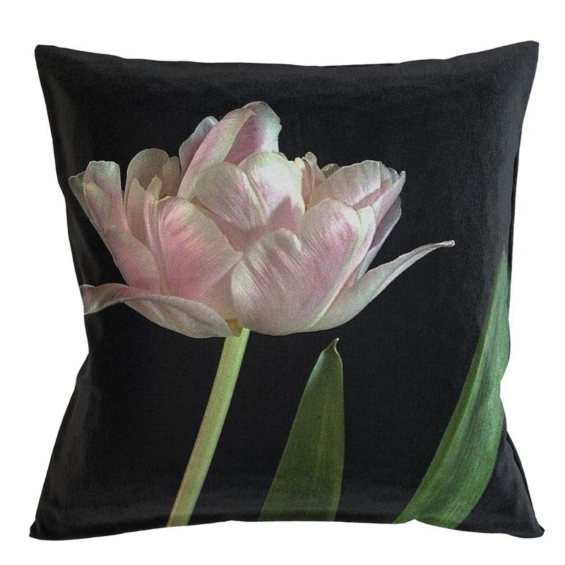 Интерьерная подушка Pearled Rose 4112121. Фото №3