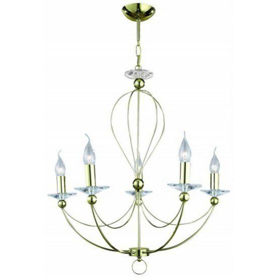 Светильник подвесной Arte Lamp Decorative classic at A4292LM-5PB