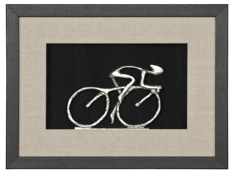 Панно Велосипедист-2 17854B