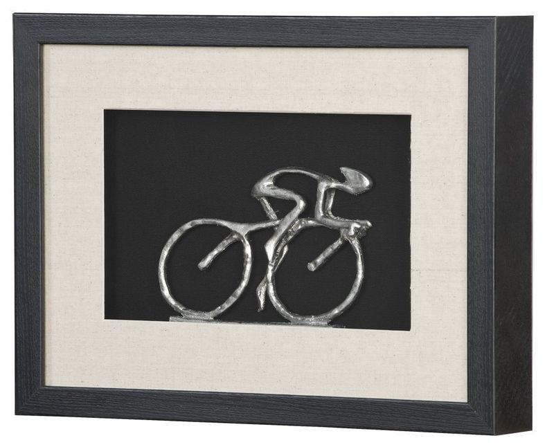 Панно Велосипедист-2 17854B. Фото №1