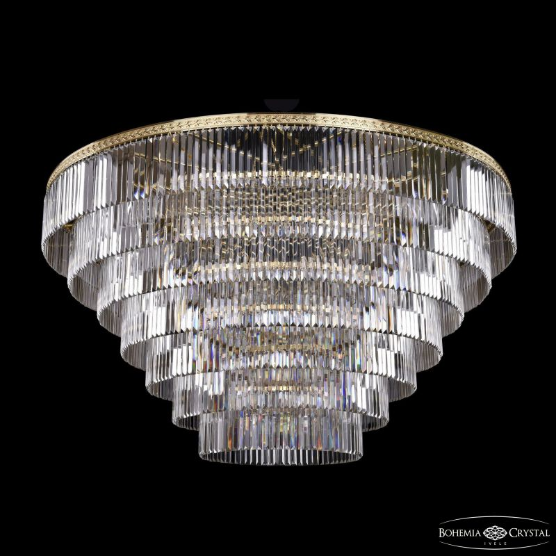 Люстра Bohemia Ivele Crystal 85011/180-105 G
