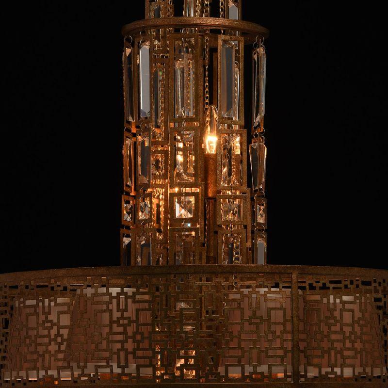 Люстра подвесная Марокко 185010310. Фото №13