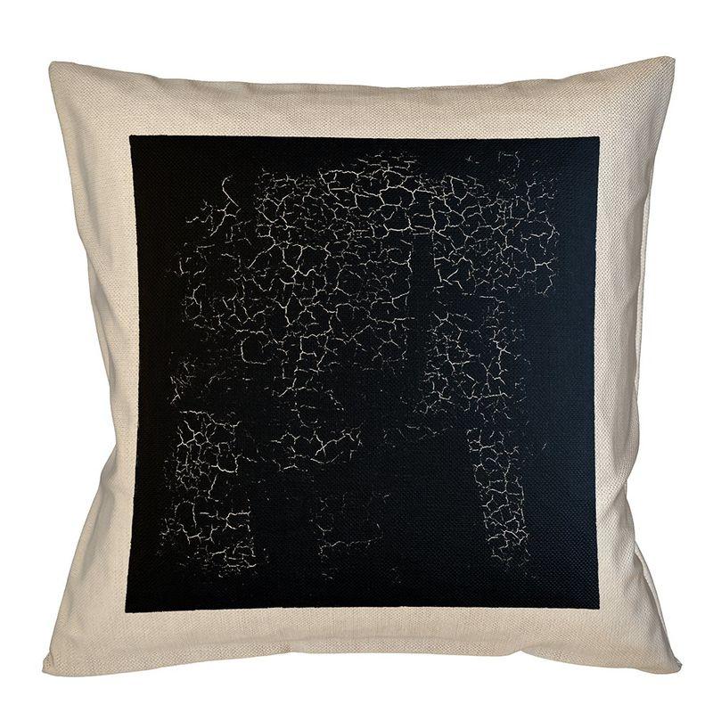 Арт-подушка Черный квадрат 896513198
