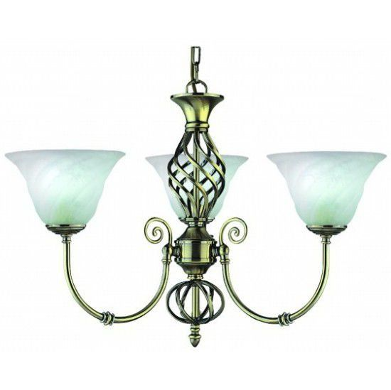 Светильник подвесной Arte Lamp Decorative classic ax A4581LM-3AB