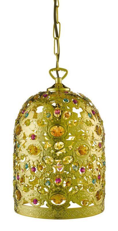 Светильник подвесной Arte Lamp guimet A5811SP-1GO