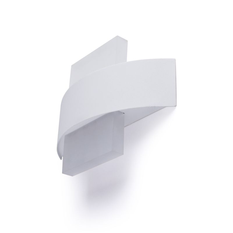 Светильник настенный Arte Lamp Croce A1444AP-1WH