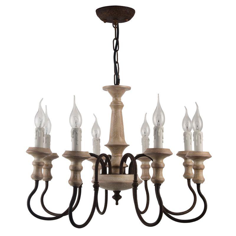 Светильник подвесной Arte Lamp A1700 A1700LM-8BR