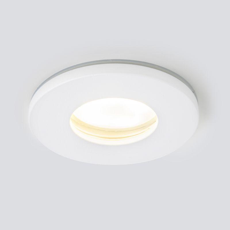 Встраиваемый точечный светильник Elektrostandard 125 MR16