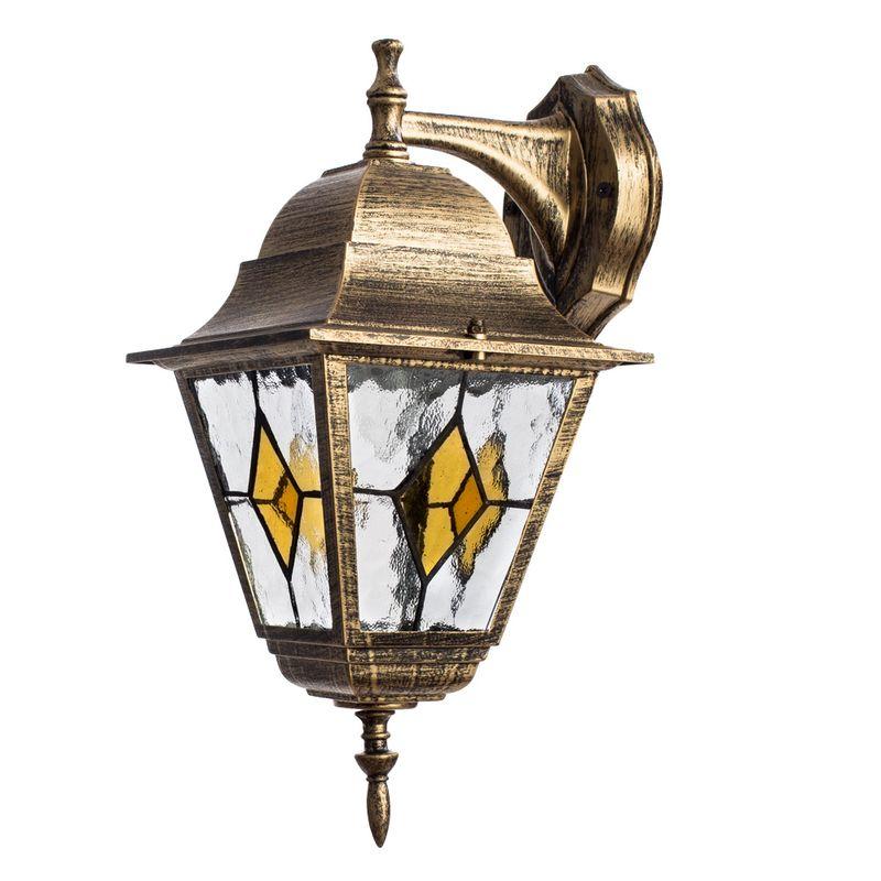Уличный светильник Arte Lamp Berlin A1012AL-1BN