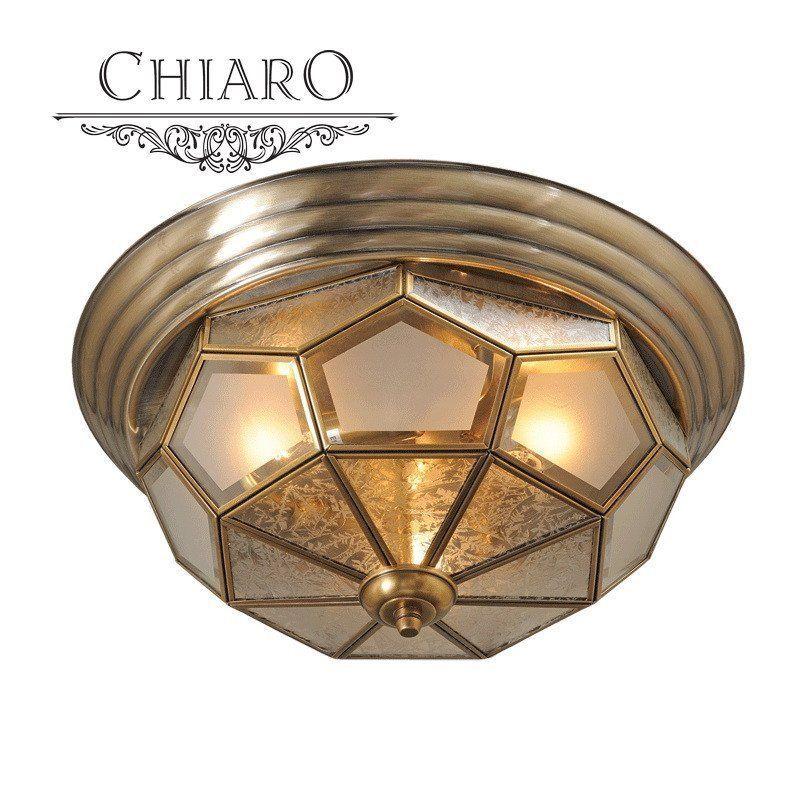 Потолочный светильник Маркиз 397010506