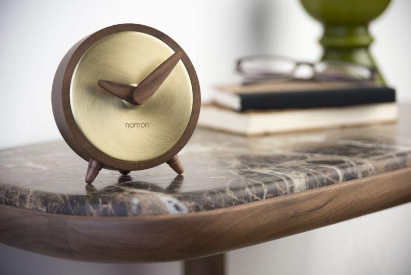 Часы Nomon Atomo WALNUT AMGN. Фото №1
