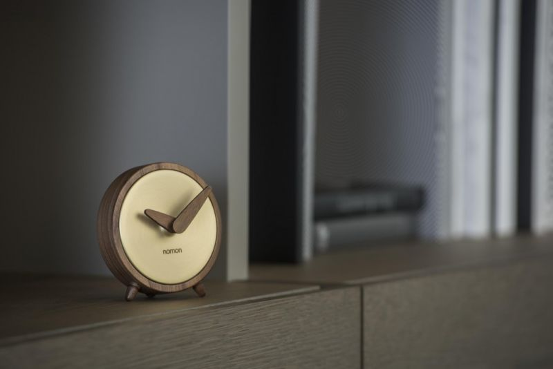 Часы Nomon Atomo WALNUT AMGN. Фото №2