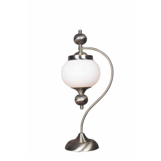 Светильник настольный Arte Lamp Decorative classic ao A3852LT-1AB