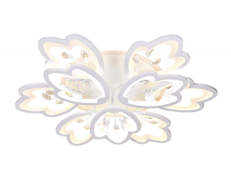 Потолочный светодиодный светильник Ambrella ACRYLICA FA511