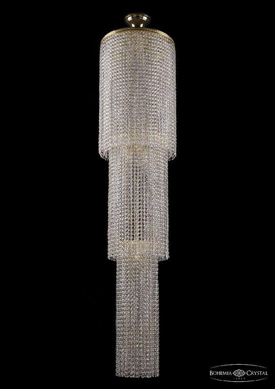 Потолочная люстра Bohemia Ivele Crystal 2131/40-170 G