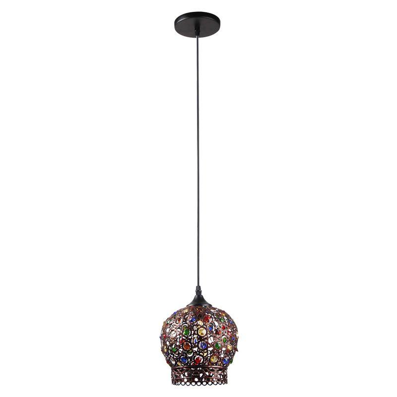 Светильник подвесной Arte Lamp Maharaja A7078SP-1CK