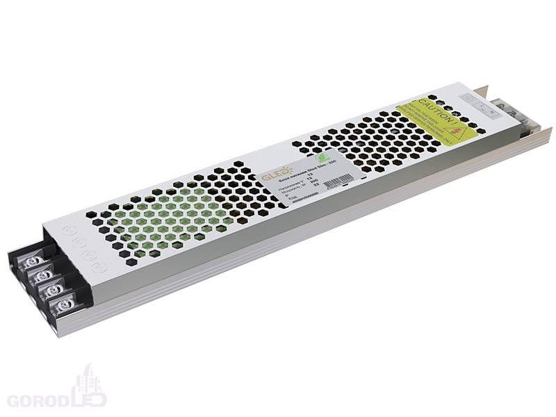 Блок питания Gled Slim - 200 (24) 4602015600037. Фото №1