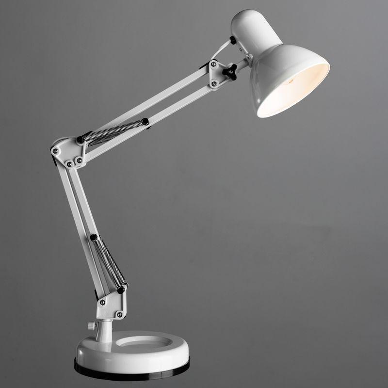 Настольная лампа JUNIOR A1330LT-1WH. Фото №1