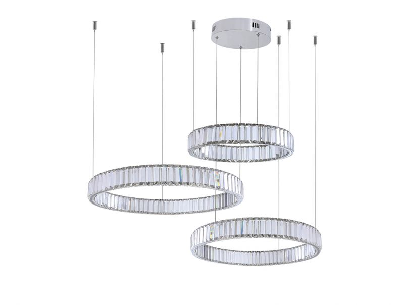Подвесной светильник Newport 15850 15853/S chrome