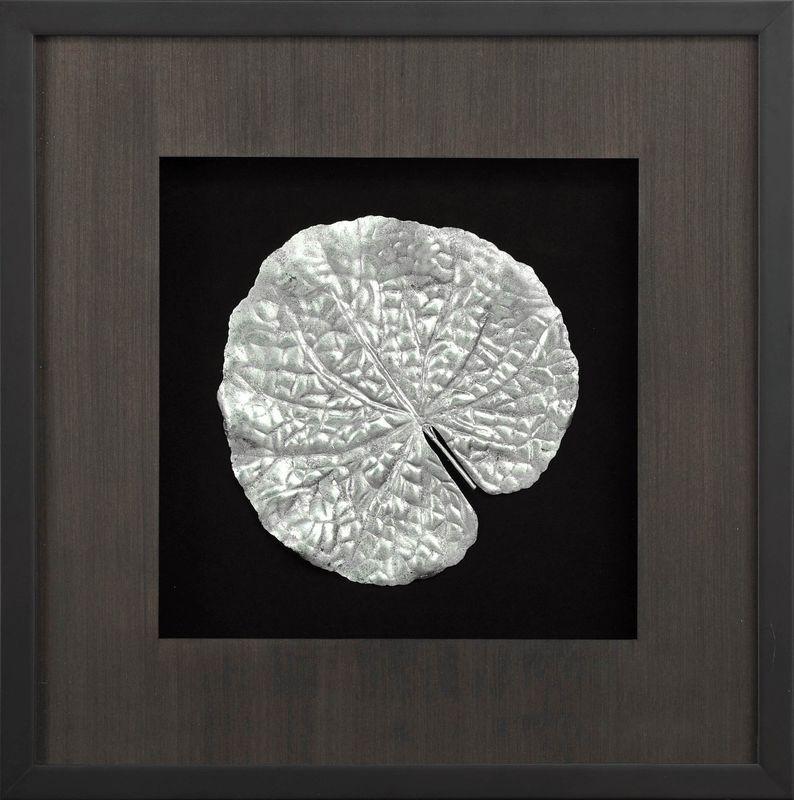 Панно Большие листья-3 9835C