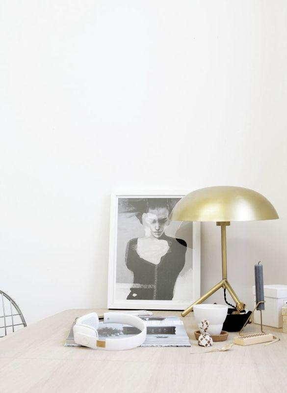 Настольная лампа Bloomingville LL00401. Фото №2