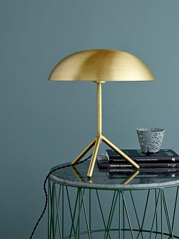 Настольная лампа Bloomingville LL00401. Фото №4