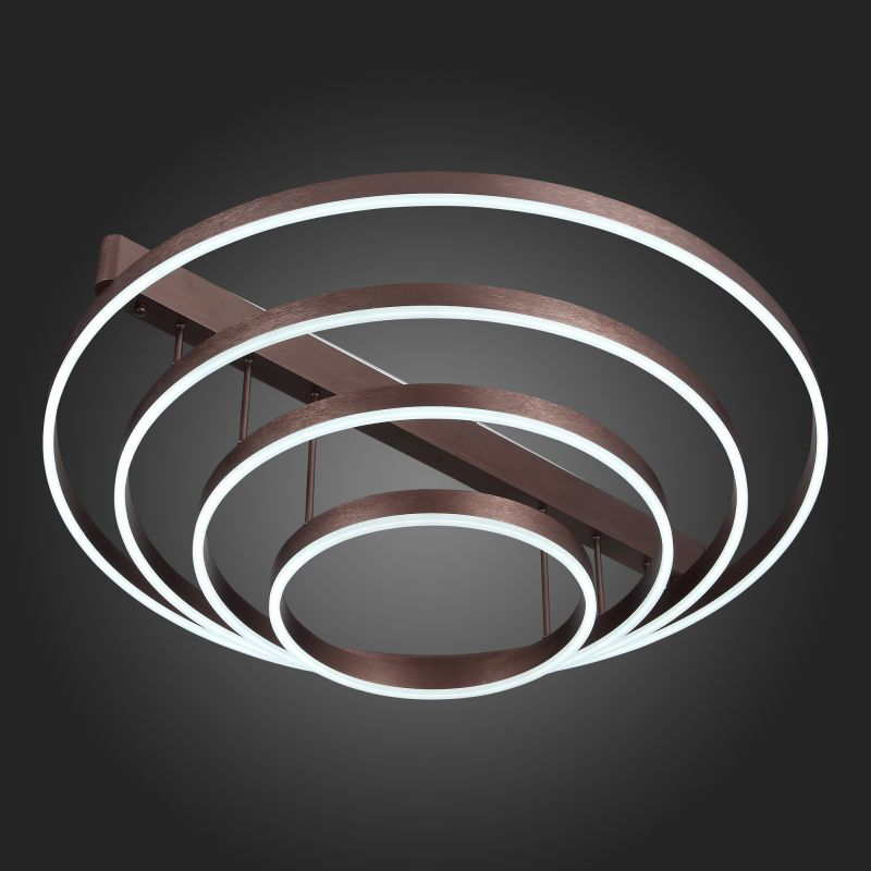 Люстра потолочная ST-Luce ONZE SL944.202.04. Фото №4