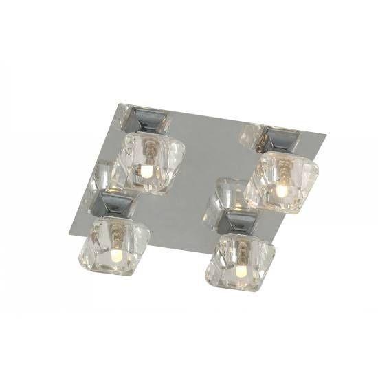 Светильник потолочный Cubus 5692-4
