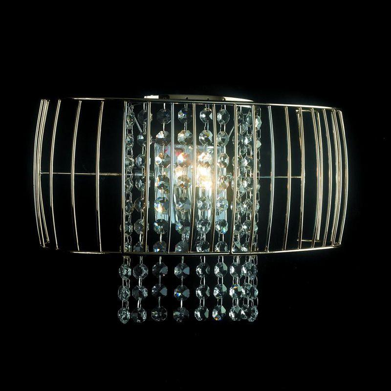 Настенный светильник Illuminati 93702 MB93702-1D gold. Фото №1