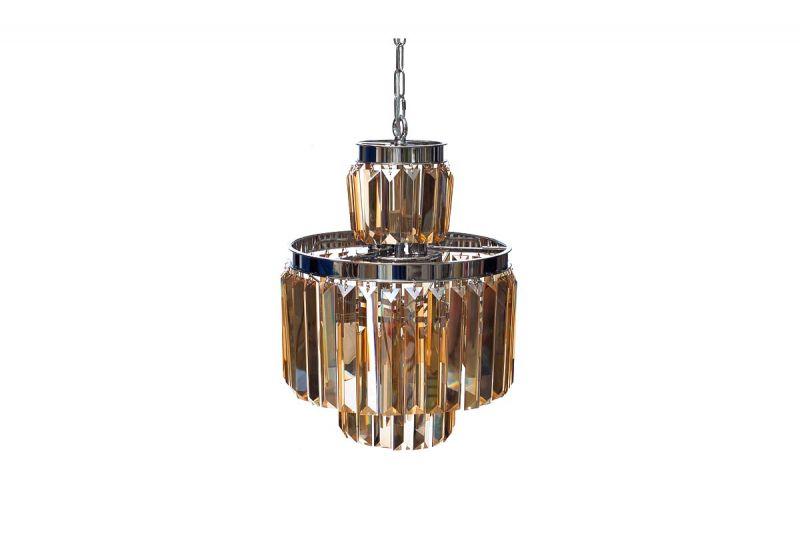 Светильник подвесной 15-D6000-6 AMBER