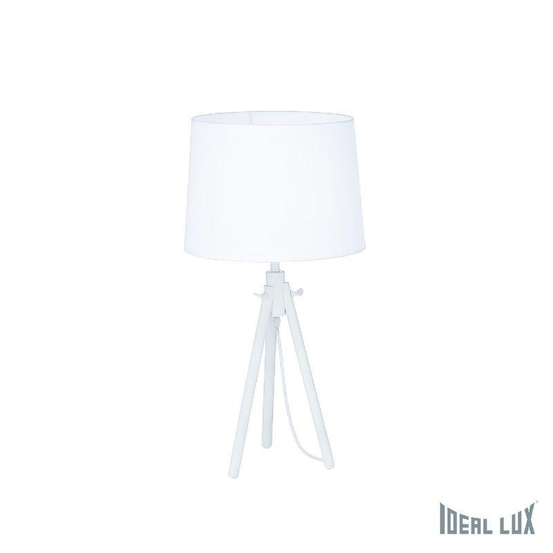 Настольная лампа YORK TL1 BIG BIANCO