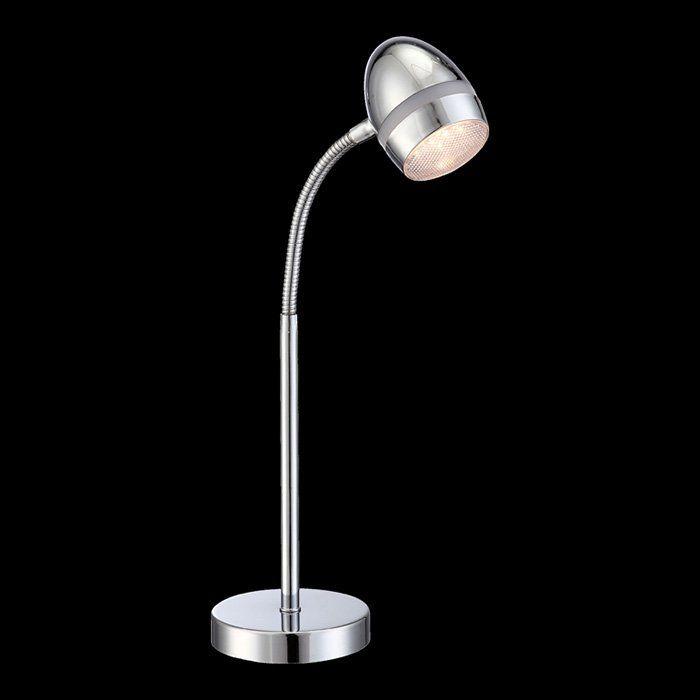 Светильник настольный (настольная лампа) MANJOLA 56206-1T. Фото №1