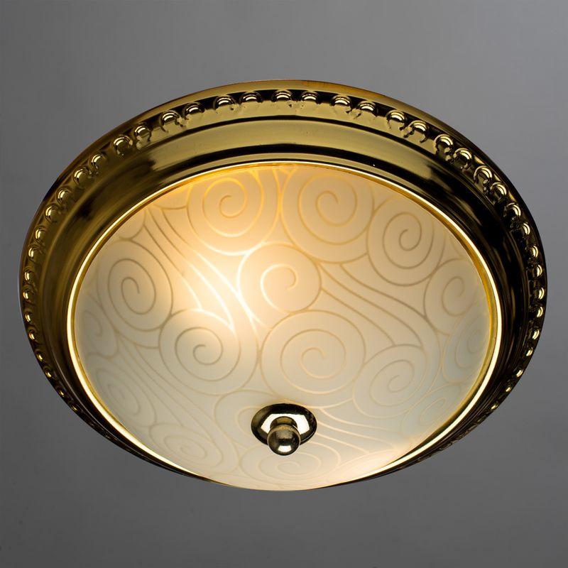 Потолочный светильник Alta A3013PL-2GO. Фото №1